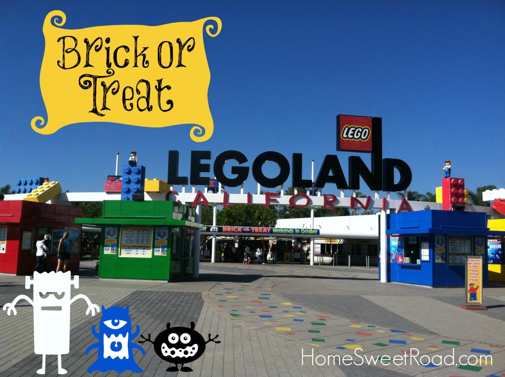 Legoland san diego ca halloween
