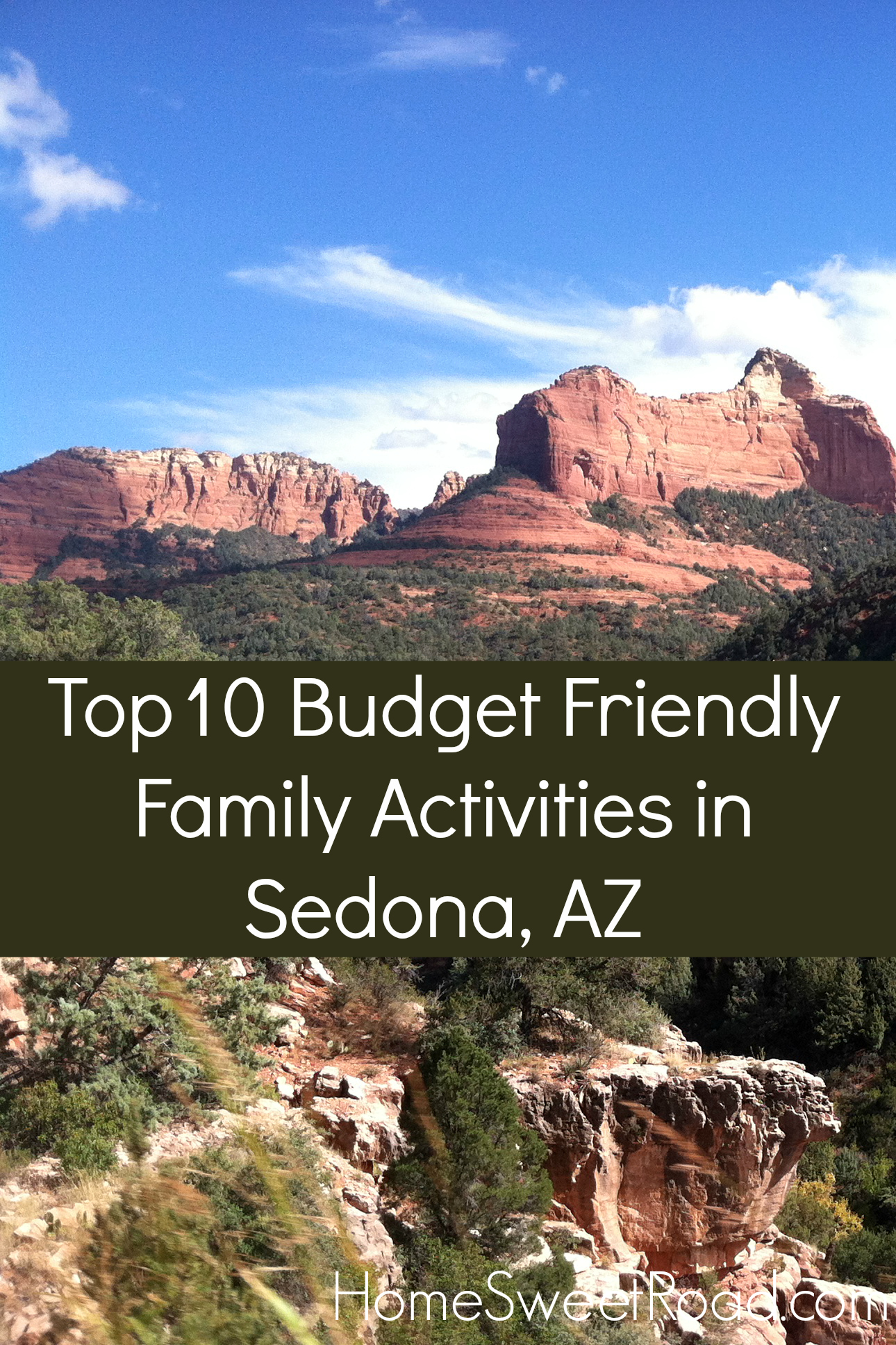Things To Do In Sedona AZ Top Budget Friendly Activities - 10 things to see and do in sedona