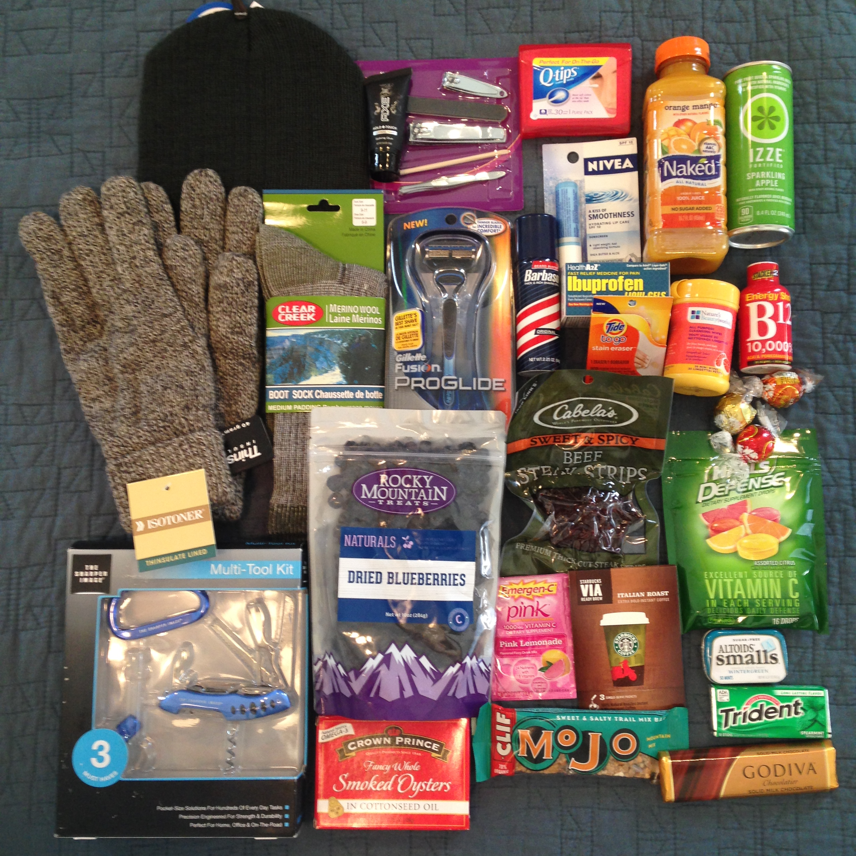 Blessing Bags For The Homeless