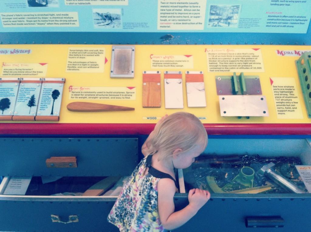 museum of flight education