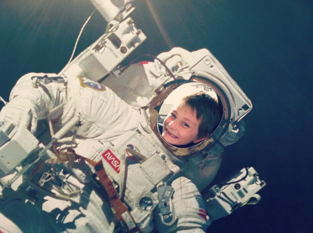 museum of flight astronaut