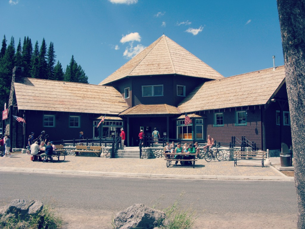 lake village general store yellowstone