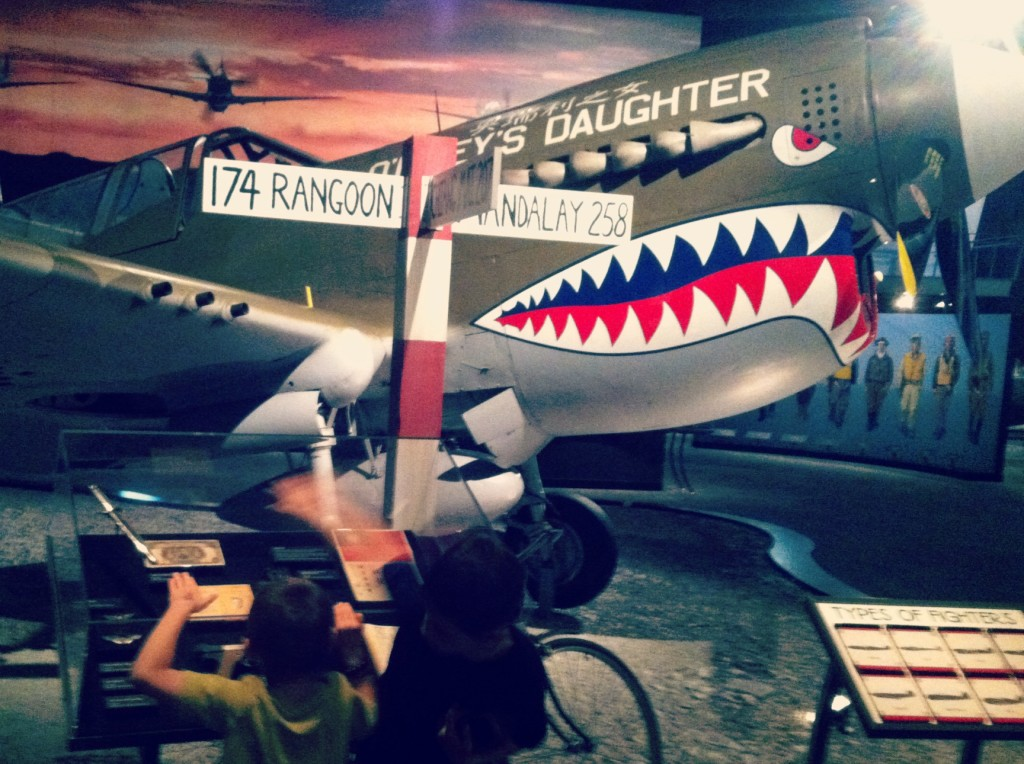 museum of flight ww1